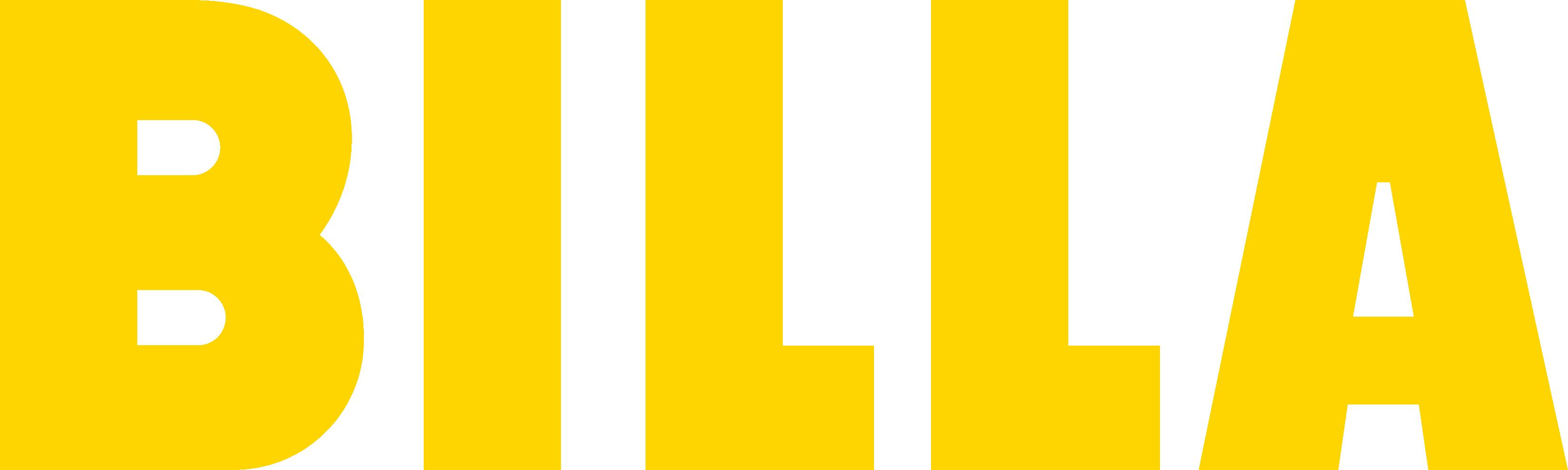 Logo von Billa